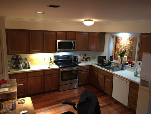 Complete kitchen remodel in west chester pa a study in for Complete kitchen remodel price