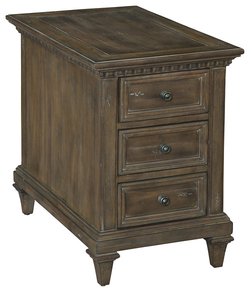 Hekman Turtle Creek Chairside Chest 19206