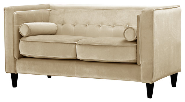 PARENT Transitional Loveseats by Meridian Furniture
