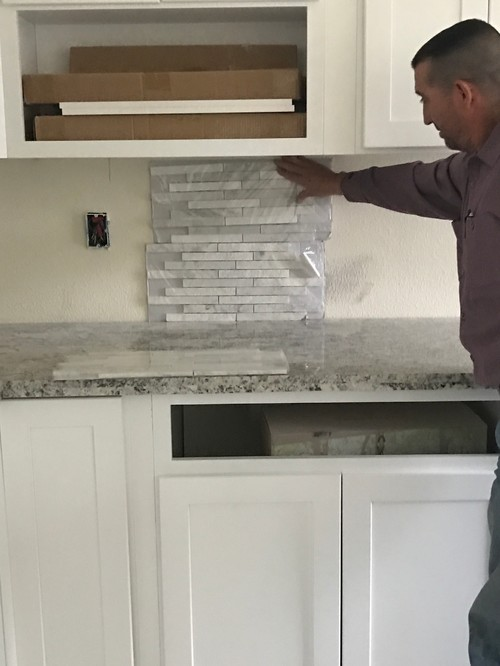 Help picking backsplash