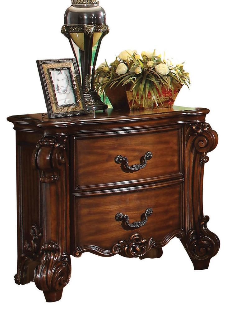 Wooden Nightstand Cherry Victorian Nightstands And Bedside Tables By Virventures