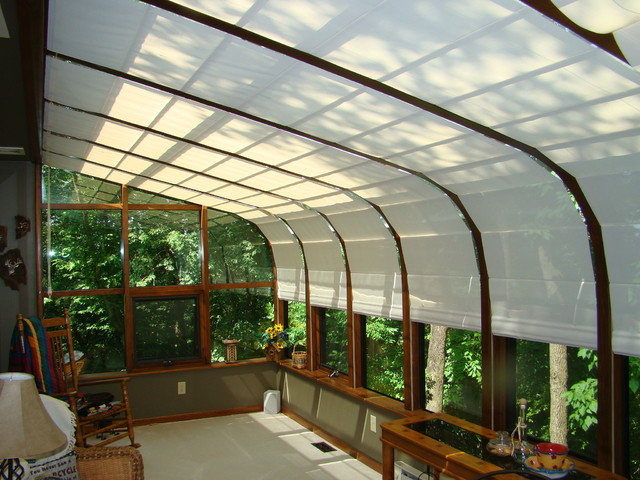 Solarium And Sunroom Shades By Thermal Designs Inc