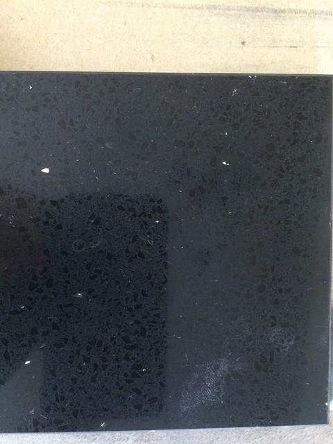 HanStone Obsidian Black Quartz