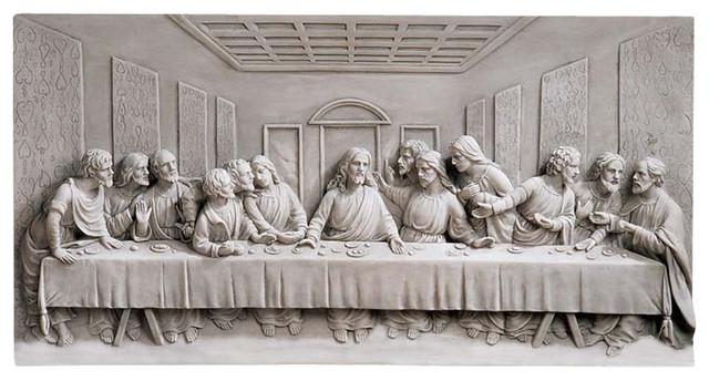 Last Supper Frieze.