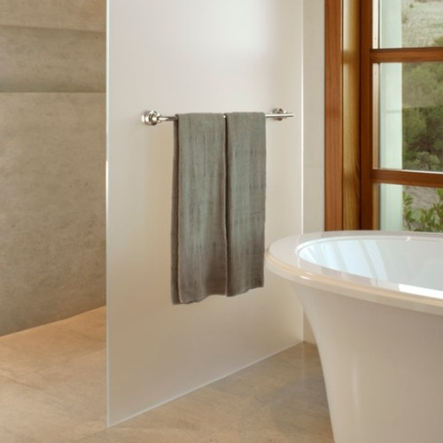 Where To Put Towel Bars In Bathroom: What Is The Towel Bar Height
