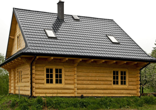 Metal Roof Canada Inc Notre Dame Metal Roofing System