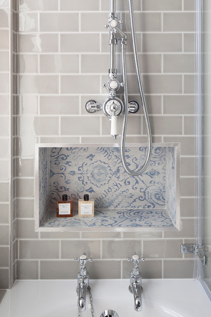10 Nifty Ways To Fit A Shelf In Your Shower