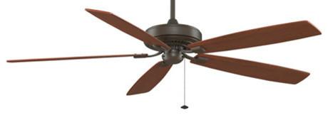 Edgewood Supreme Ceiling Fan, Oil Rubbed Bronze.