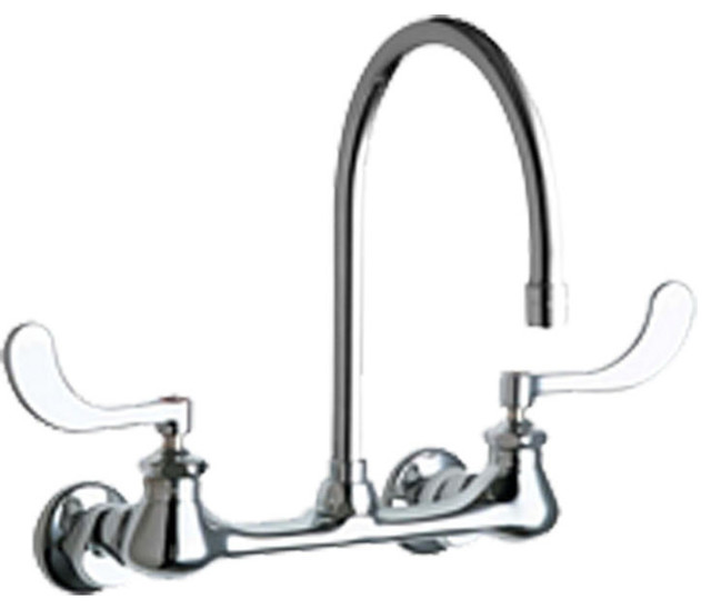 Chicago Faucet Chicago 631 Gn10ae3swgabcp Manual And