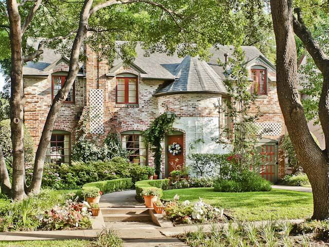 Superb 1935 French Normandy, Highland Park, TX U2013 $799,000 | Old House Dreams  Exterior