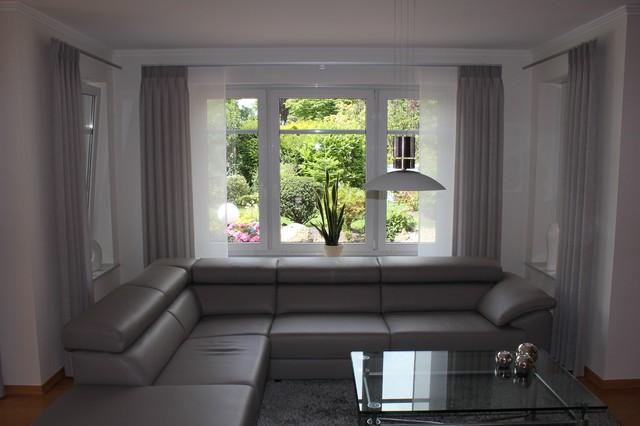 Wohnideen Fenstergestaltung textile fenstergestaltung sonstige raumausstattung hilge