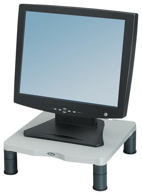 Fellowes Standard Monitor Riser Contemporary Desk