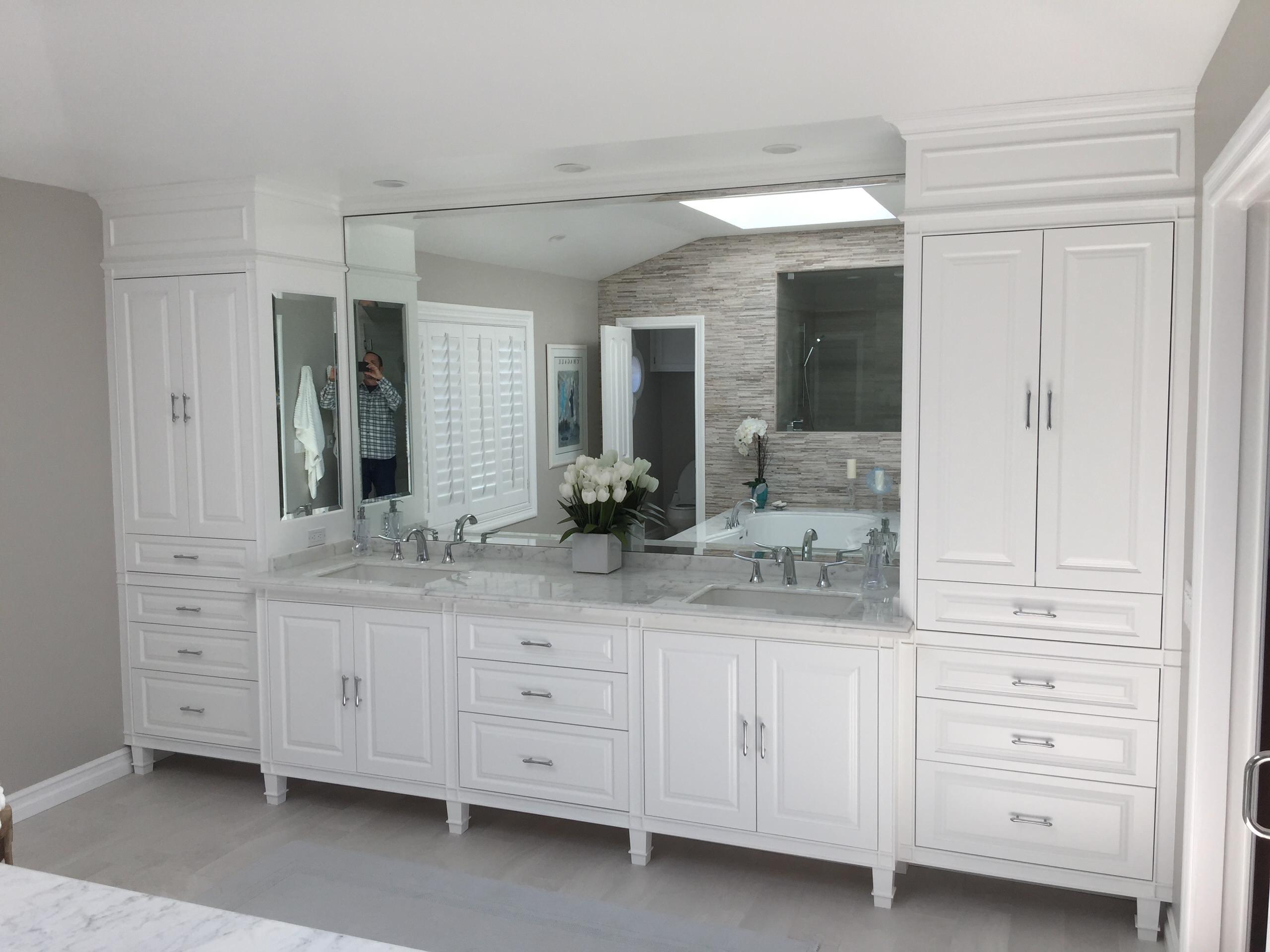 Calabasas Master Bathroom