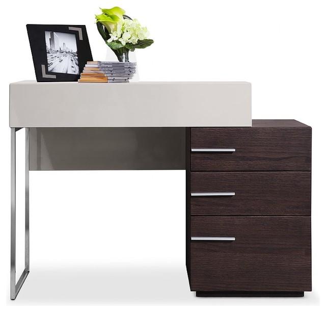 Vig Furniture Inc Modrest Daytona Modern Brown Oak Vanity Dresser. Modern Vanity Dresser   Trend Dressers Designs