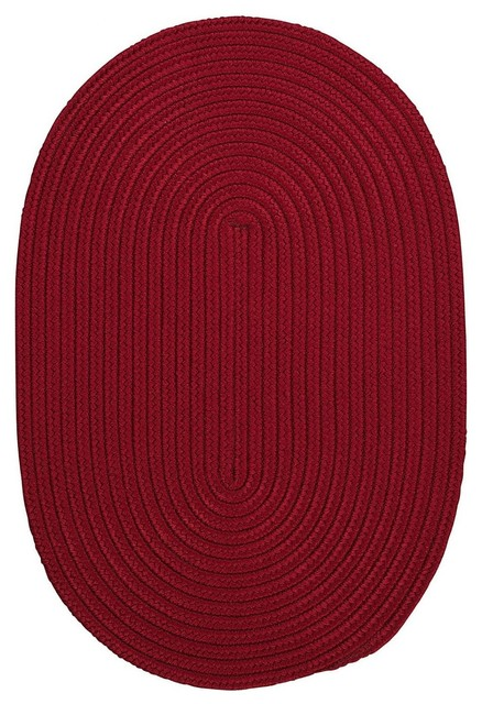 Braided Palm Beach Area Rug Contemporary Outdoor Rugs