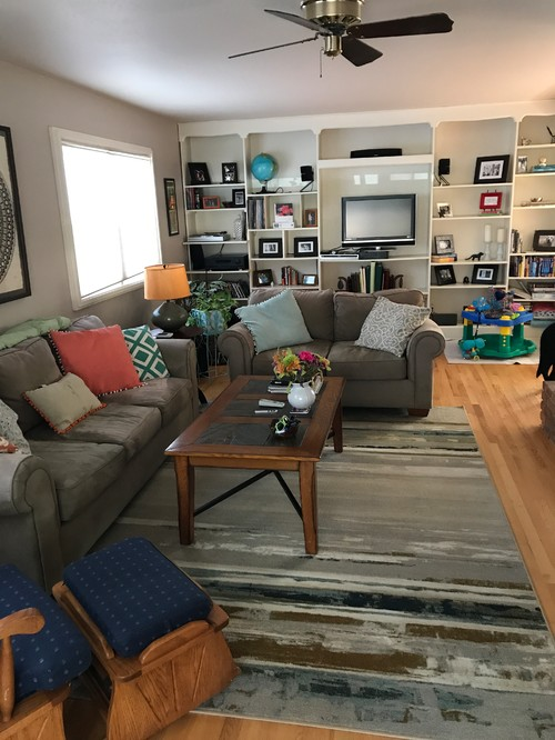 Seeking living room layout help