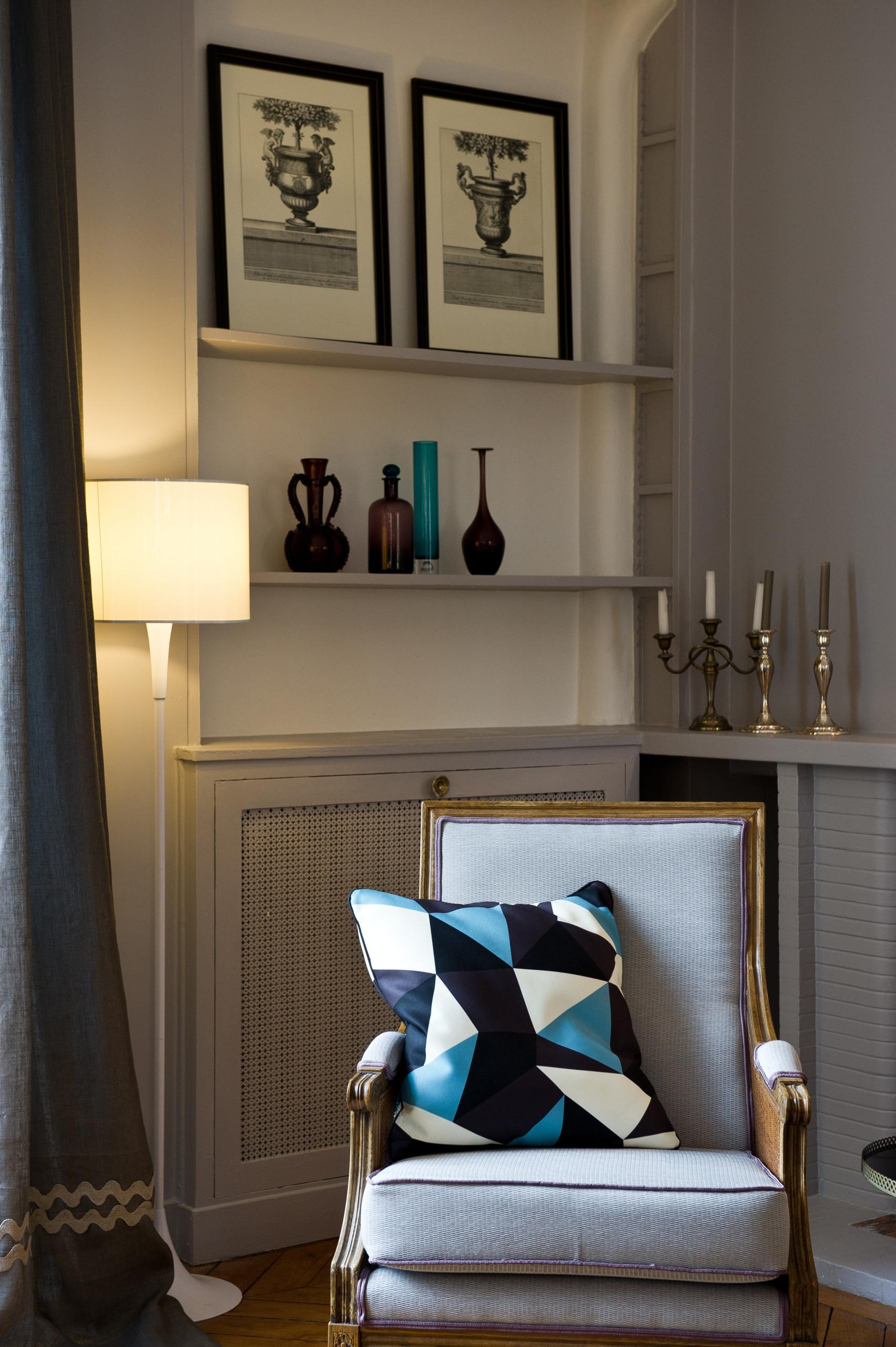 Appartement Madame 60m2 à Paris 6 ème