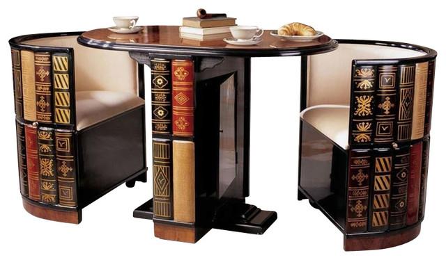 Nettlestone Library Ensemble by Design Toscano