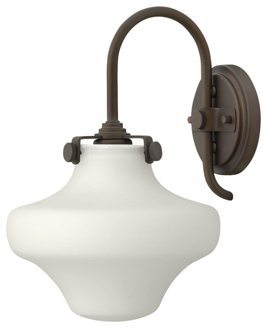 Hinkley 3175oz Congress Sconce In Oil Rubbed Bronze