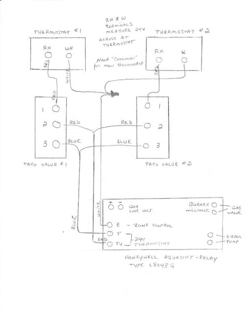 taco zone valves wiring diagram wiring diagram and schematic design taco zone valve wiring diagram