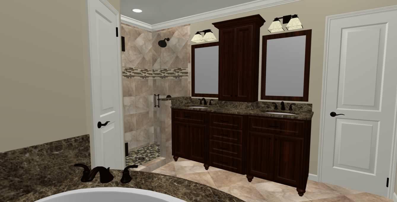 3D Design Renderings 3