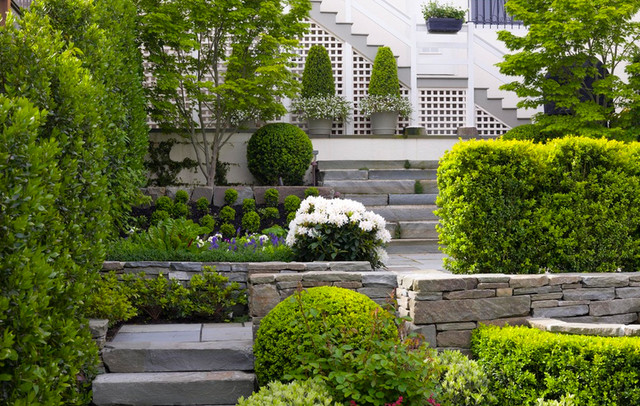 Elizabeth Everdell Garden Design Traditional