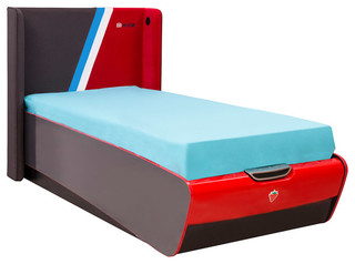 Champion Bed Base With Mattress