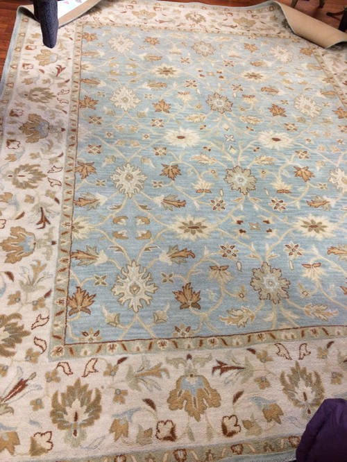 Do Two Area Rugs In A Living Dining Room Need To Match