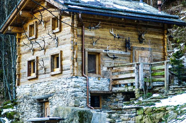 Estremamente esterno casa di montagna IX36