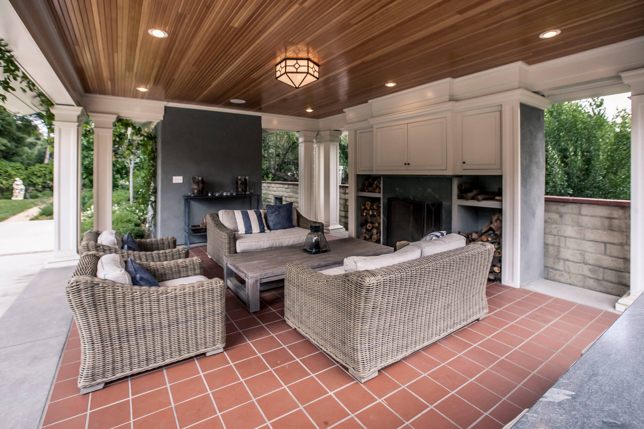 Renovations and Additions to a Historic G. Lawrence Stimson Estate in Pasadena