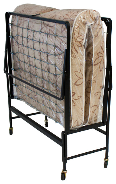 """Serta 39"""" Rollaway Bed With Poly Fiber Mattress."""