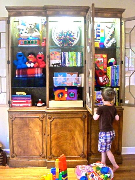 Creative Toy Storage Traditional Kids