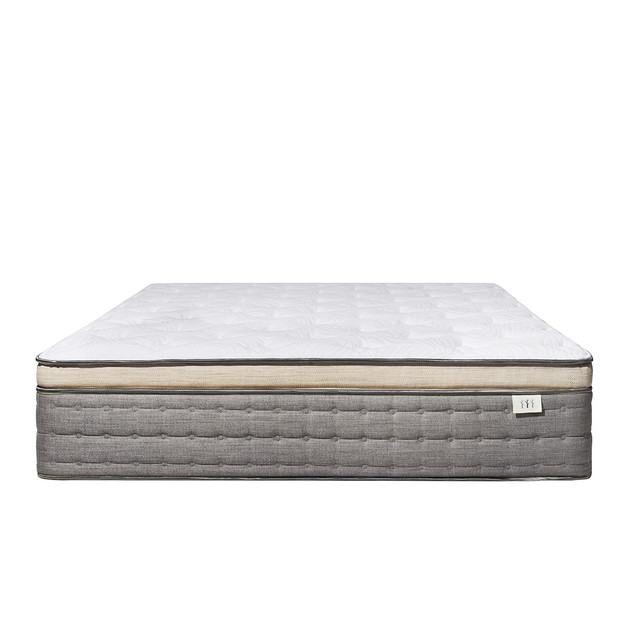 Brentwood Home Coronado Memory Foam Mattress, Queen.