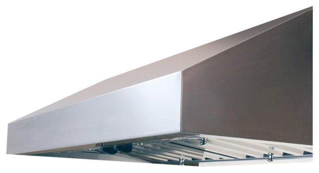 Miseno Mh70130as 750 Cfm 30 Inch Stainless Steel Under Cabinet Range.