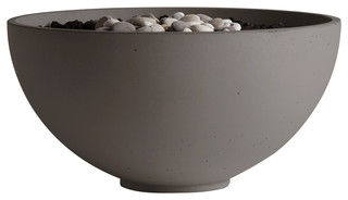 Natural Gas Fuel Fire Bowl
