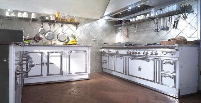 california style kitchen - eclectic - kitchen - miami -