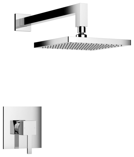 Ian Shower Set All Inclusive Shower Set For One Function Modern Tub And