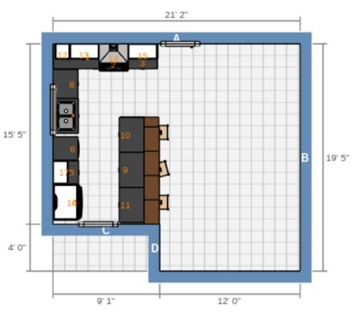 Need Kitchen Layout Help