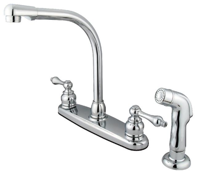 Centerset Kitchen Faucet