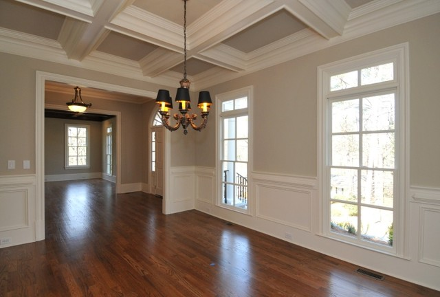 Buckhead Colonial Farmhouse