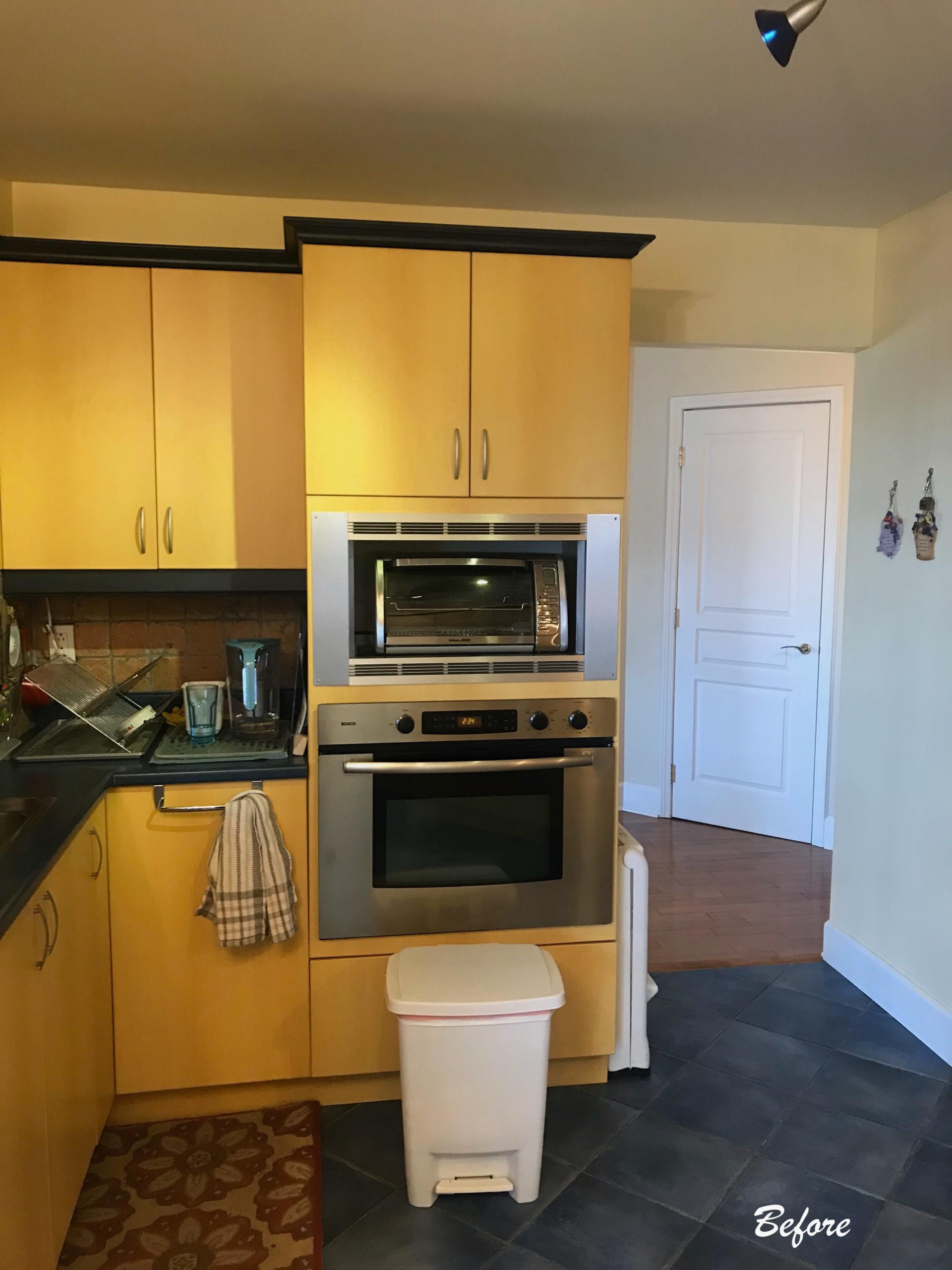 Nun's Island Kitchen and Bath Remodel