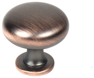 Lisbon Knob Transitional Cabinet And Drawer Knobs By
