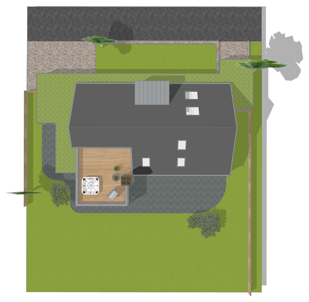 Visualisierung einer Sanierung große Variante Bild VII