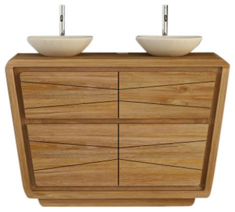 Madura Bathroom Vanity Unit, 120 cm