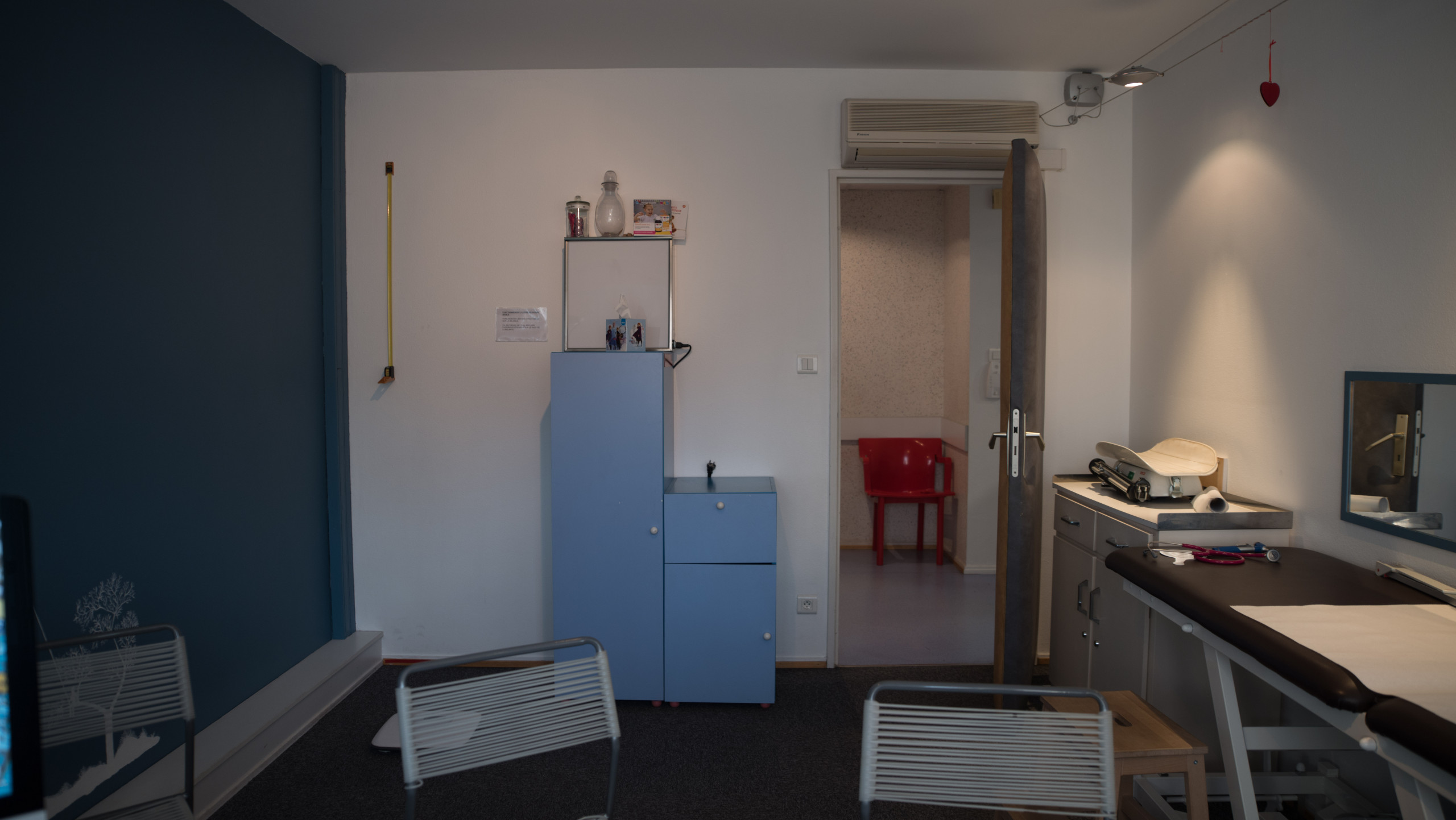Cabinet de pédiatrie Saint-Antoine