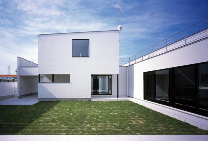 GreenCourtHouse(中庭のある家)
