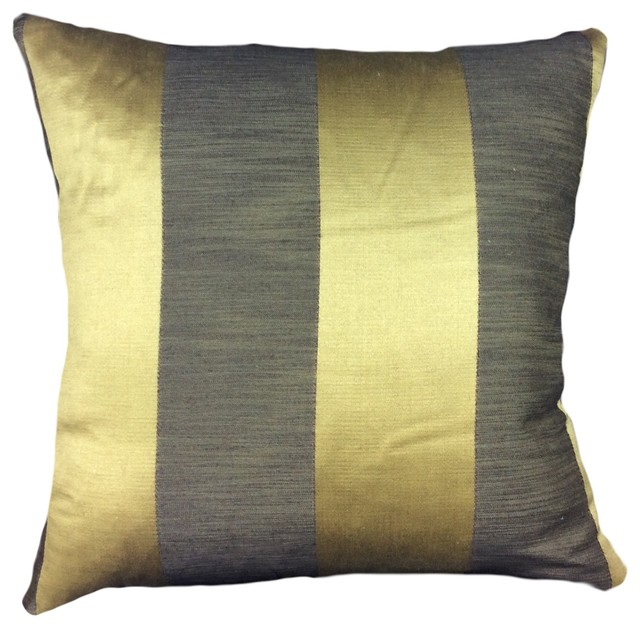 Gold Brown Throw Pillows : 20