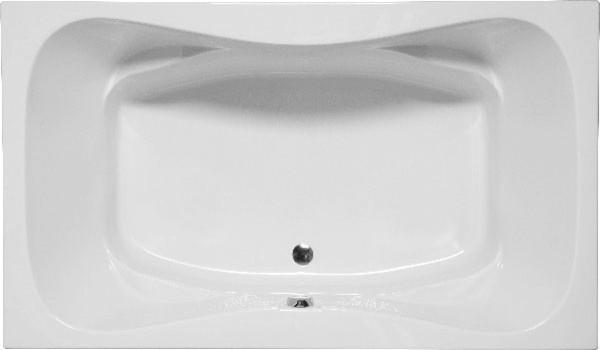 Rampart Ii 6042, Luxury Series/airbath 2 Combo, White.