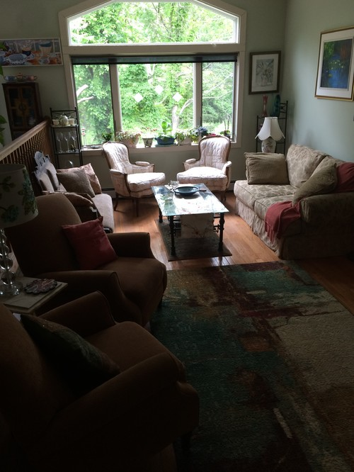 Fantastic Please help..too much furniture VA34