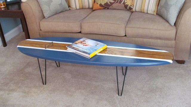 Bon Surfboard Coffee Table